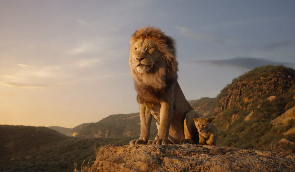 The Lion King Feature