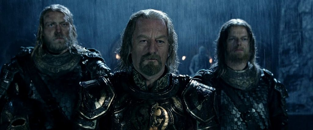 The Two Towers Helm's Deep