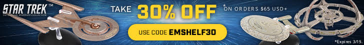 Eaglemoss Star Trek discount code