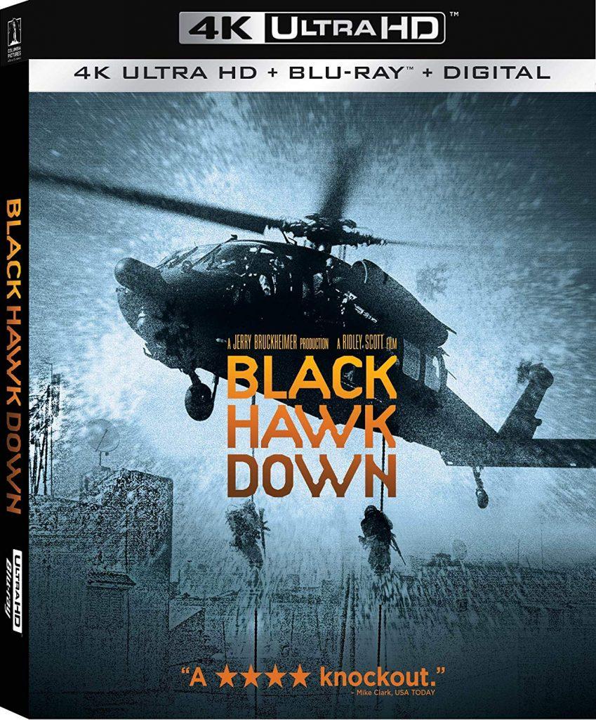 Black Hawk Down 4K