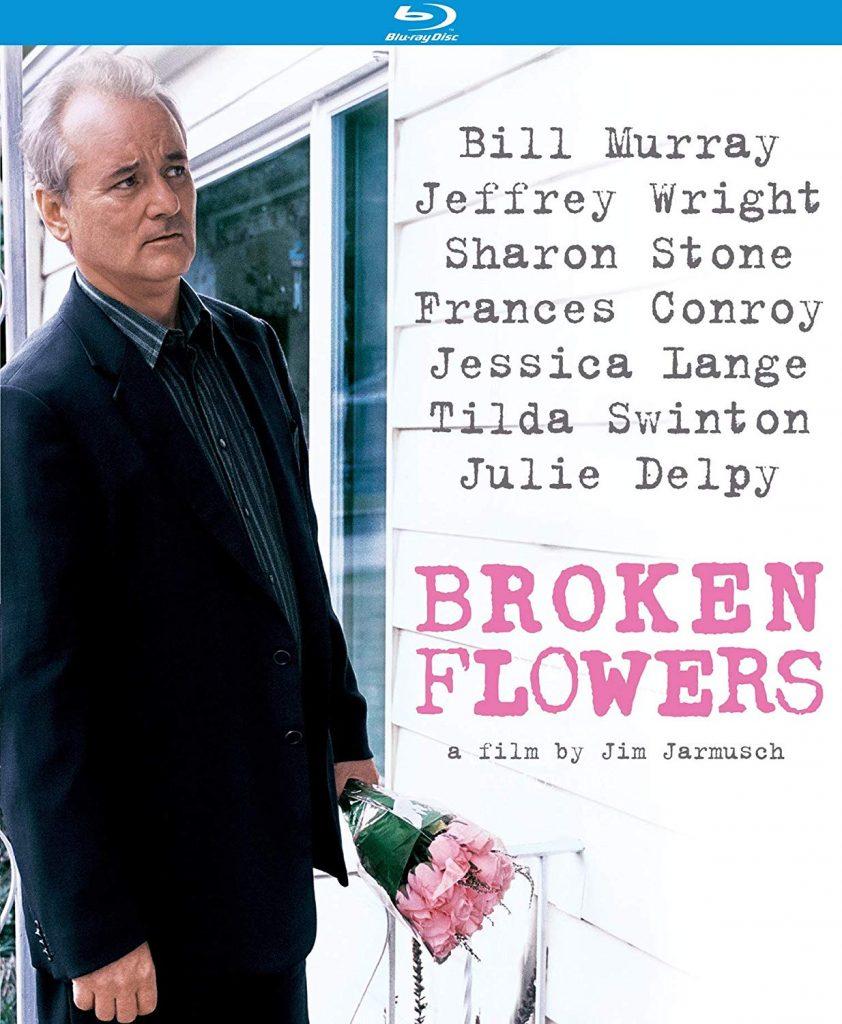 Broken Flowers Blu-ray