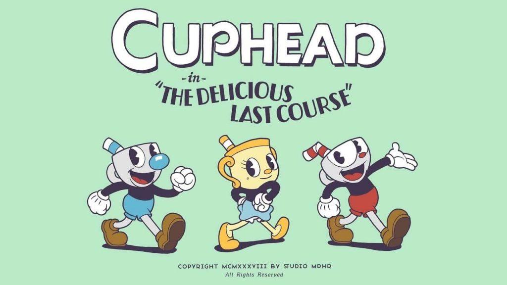 Cuphead Nintendo Switch