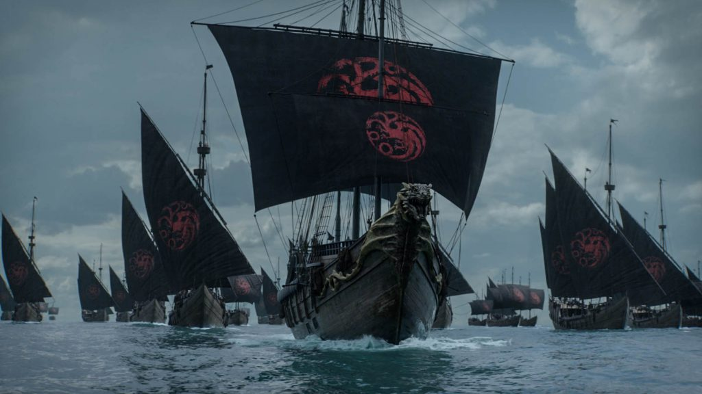 Game of Thrones Season 8 Episode 4 Iron Fleet