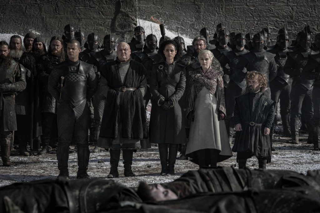 Game of Thrones Season 8 Episode 4 Winterfell 2