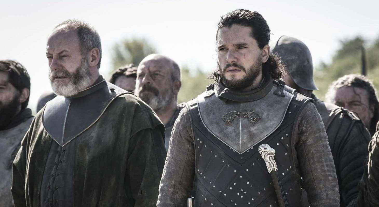 Game of Thrones Season 8 Episode 5 Jon Snow