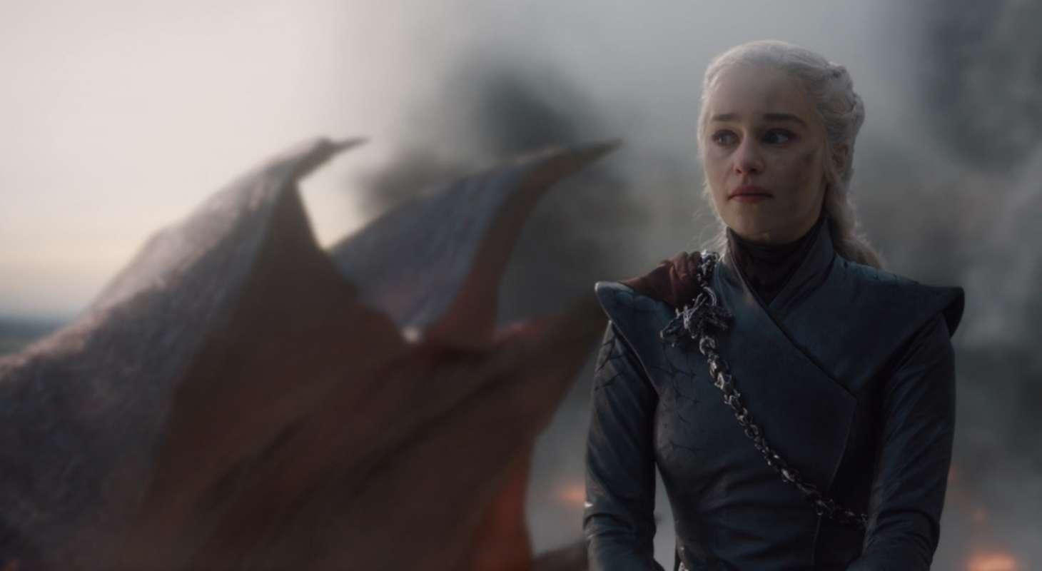 Game of Thrones Season 8 Episode 5 The Bells Daenerys