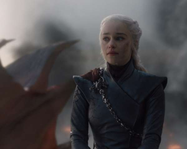 Game of Thrones Season 8 Episode 5 The Bells Daenerys