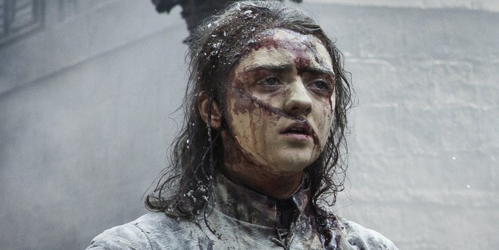 Game of Thrones Series Finale Arya Stark