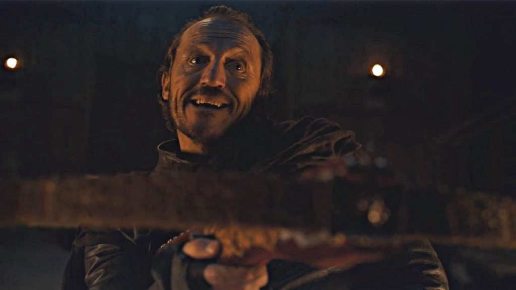 Game of Thrones Series Finale Bronn