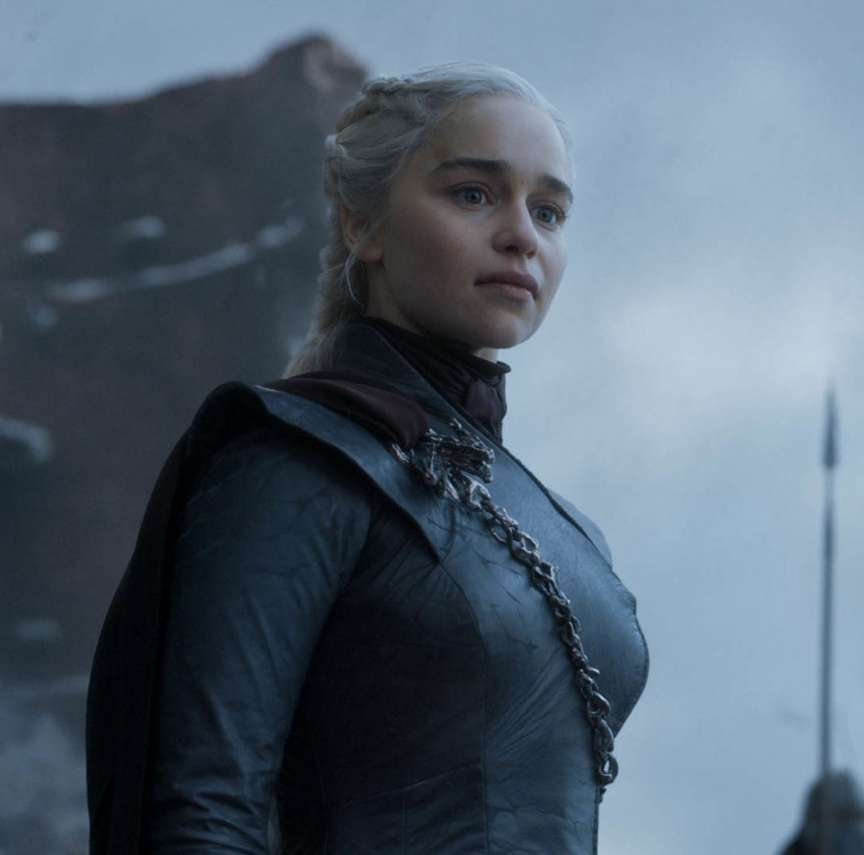 Game of Thrones Series Finale Dany
