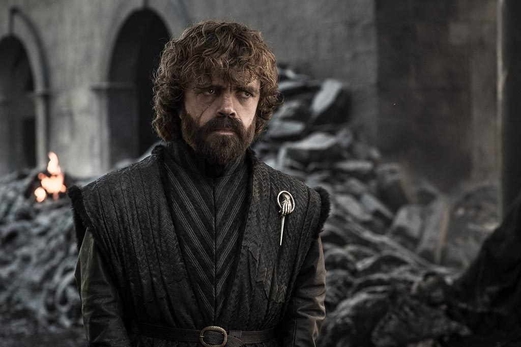 Game of Thrones Series Finale Tyrion