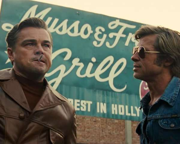 Once Upon a Time in Hollywood Cannes Review
