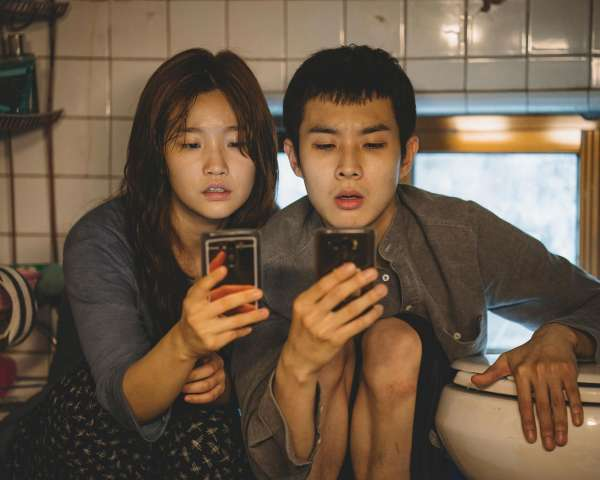 Parasite Bong Joon-Ho Cannes Review