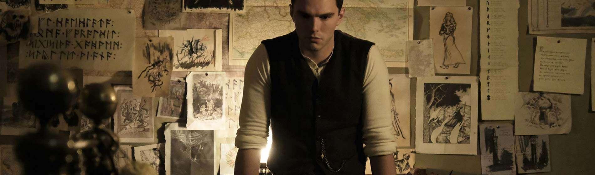 Tolkien Nicholas Hoult