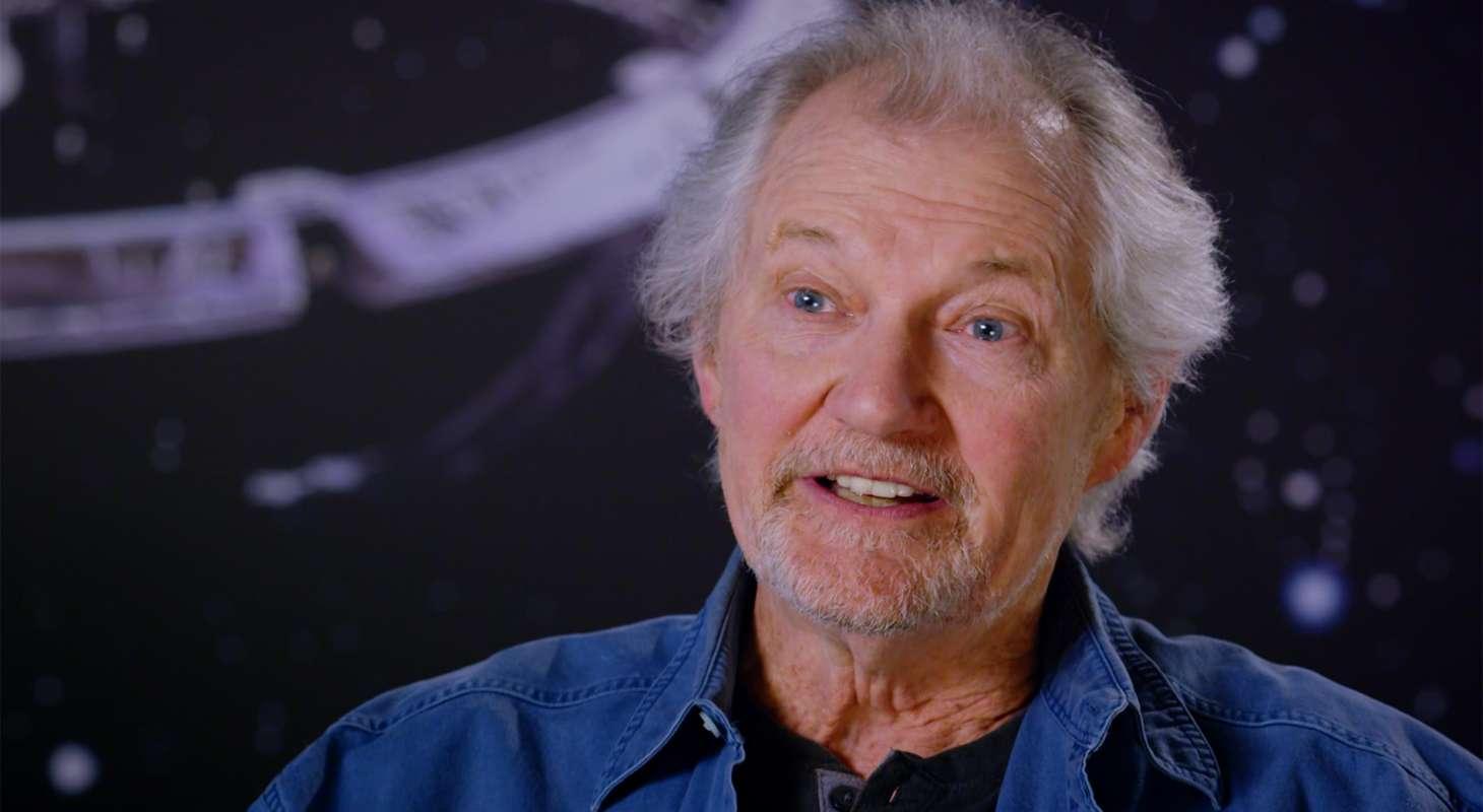 What We Left Behind Star Trek Andrew Robinson Interview