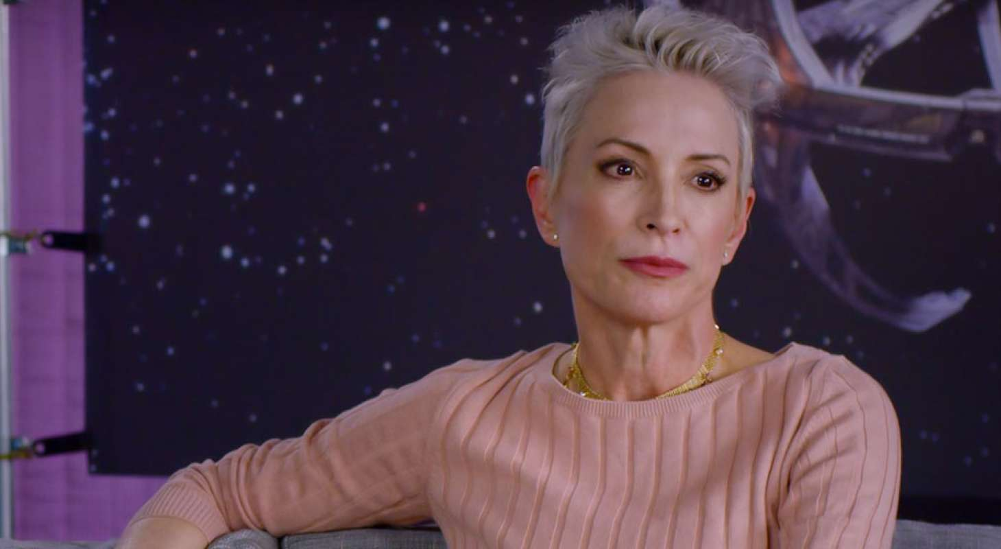 What We Left Behind Terry Farrell Nana Visitor