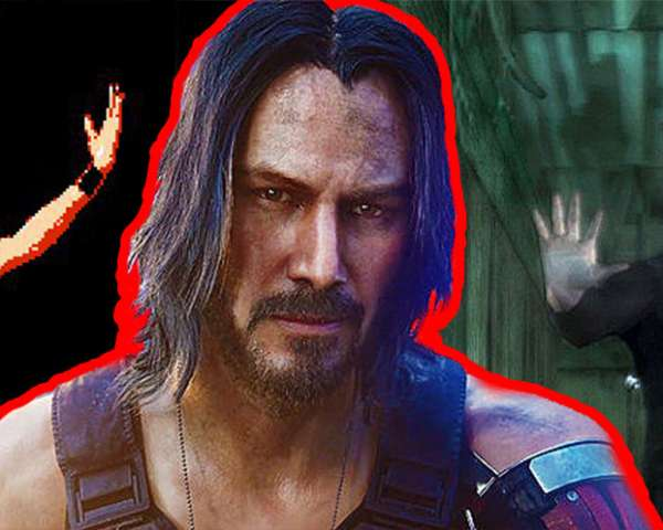 Cyberpunk 2077 Keanu Reeves Video Games