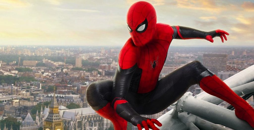 Spider Man: Far From Home