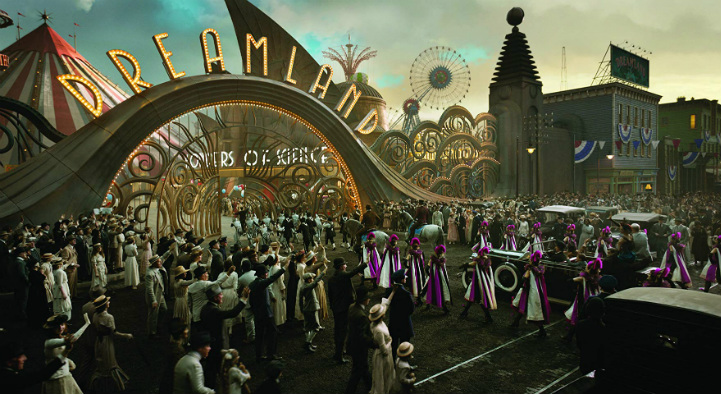 Dumbo-Dreamland-Parade