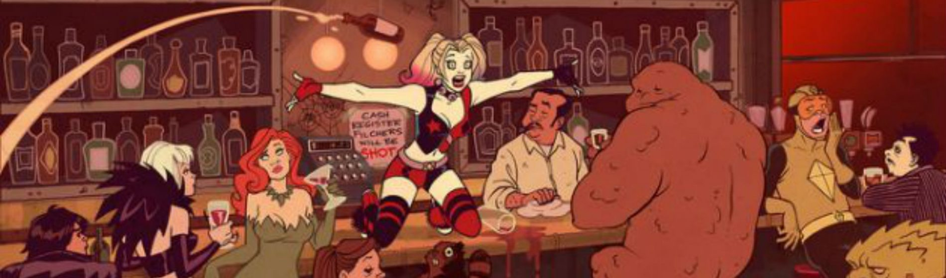 Harley-Quinn-Gang-at-a-Bar-Feature