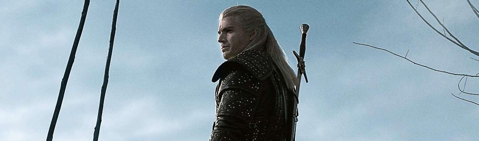The Witcher Netflix Geralt 2