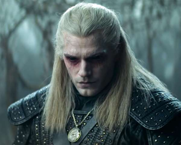The Witcher Trailer Netflix Henry Cavill Geralt
