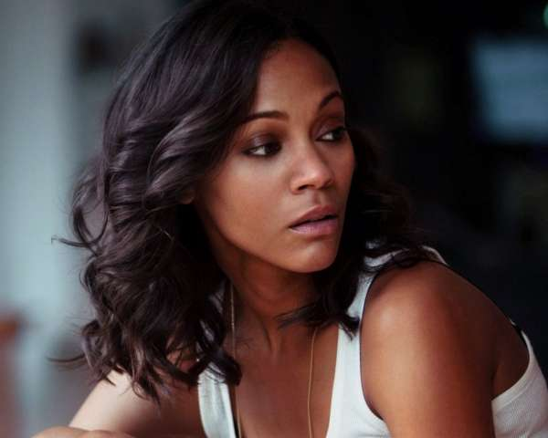 Zoe Saldana Archives That Shelf