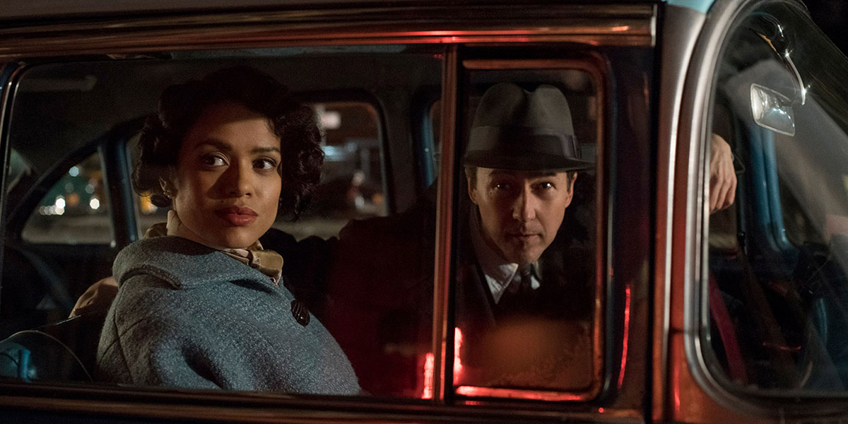 TIFF 2019: Motherless Brooklyn Review