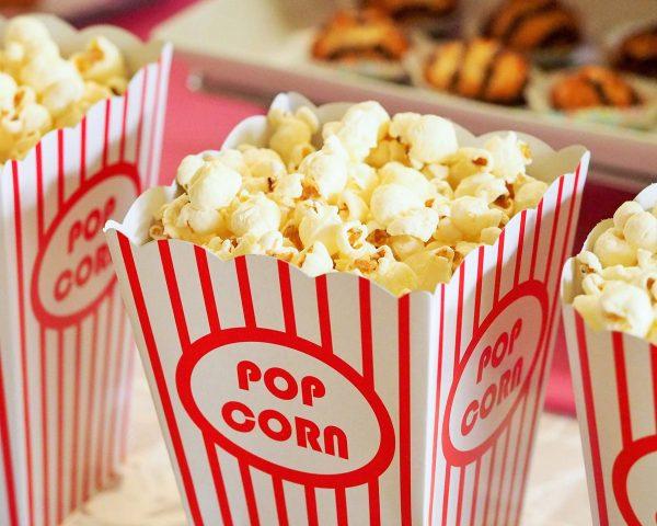 Popcorn in a Bag