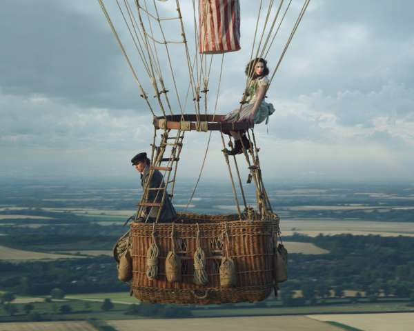 The Aeronauts TIFF 2019 Featured