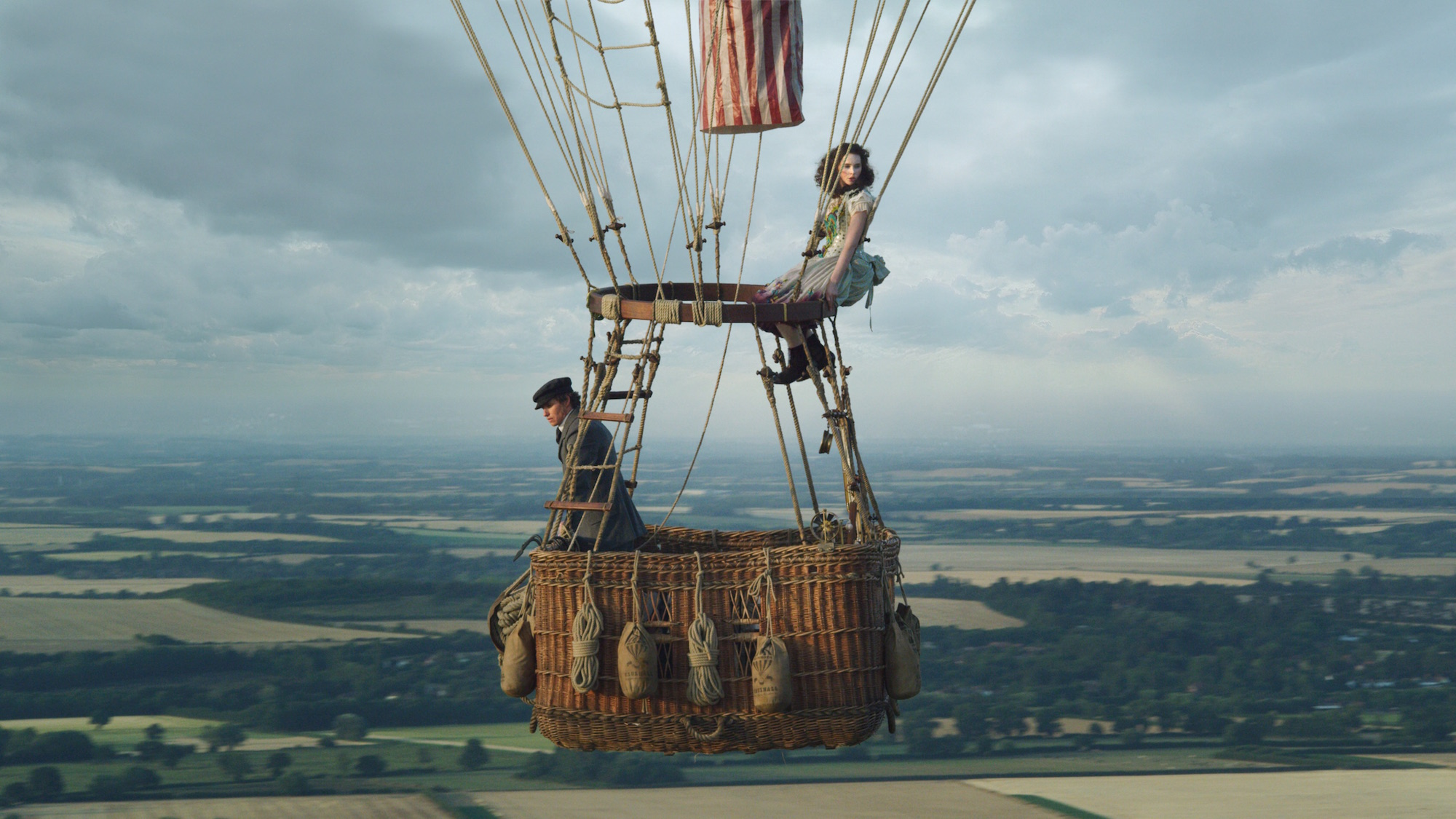 TIFF 2019: The Aeronauts Review