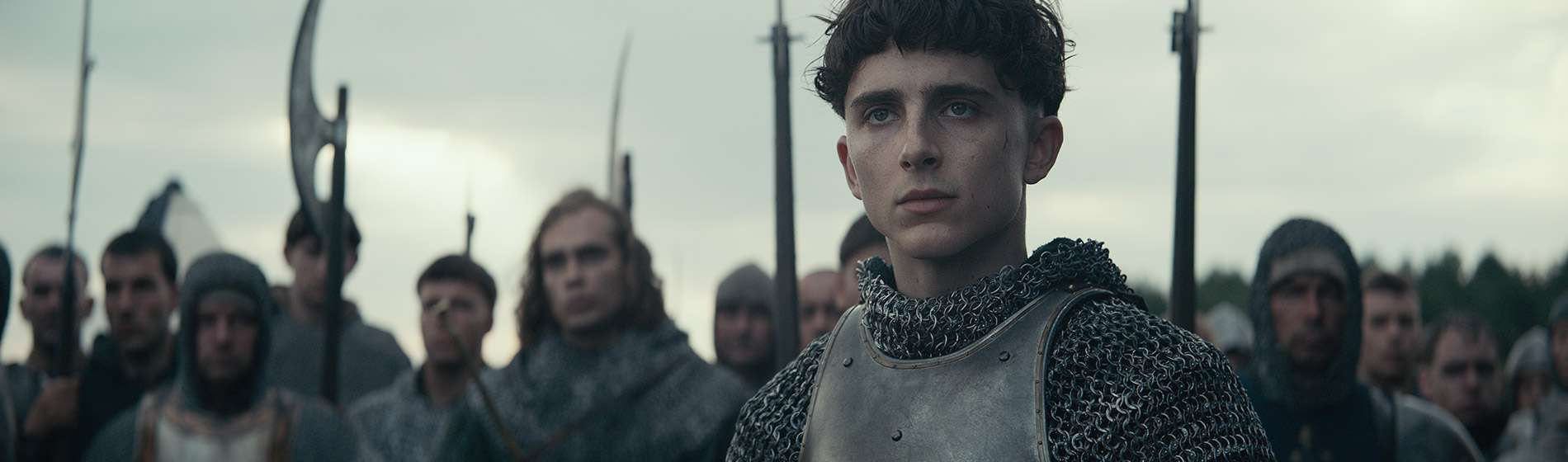 The King Timothee Chalamet Review