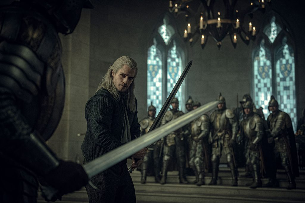 The Witcher Netflix Henry Cavill Featured