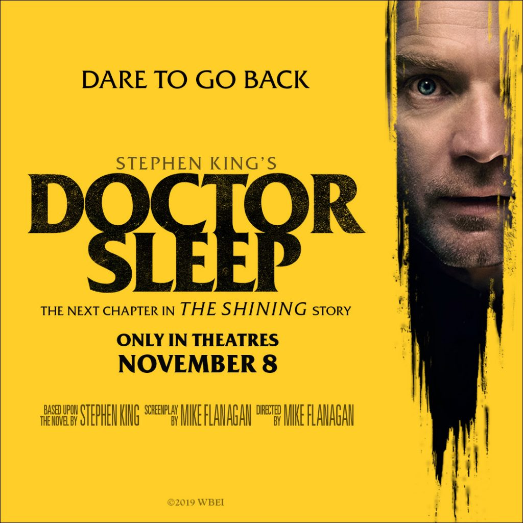 Doctor Sleep Poster