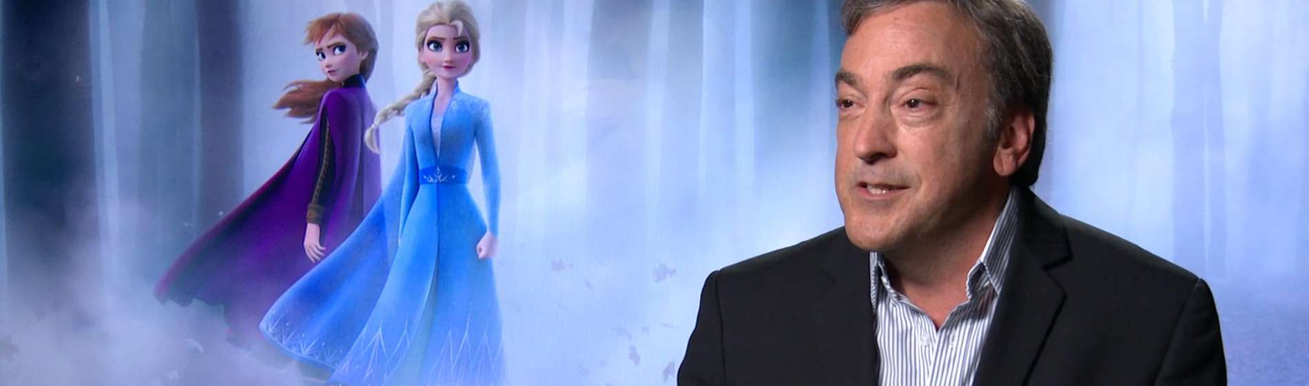 Frozen II Peter Del Vecho Interview Featured