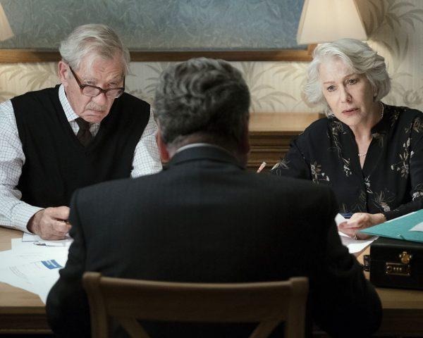 Helen Mirren Ian McKellen