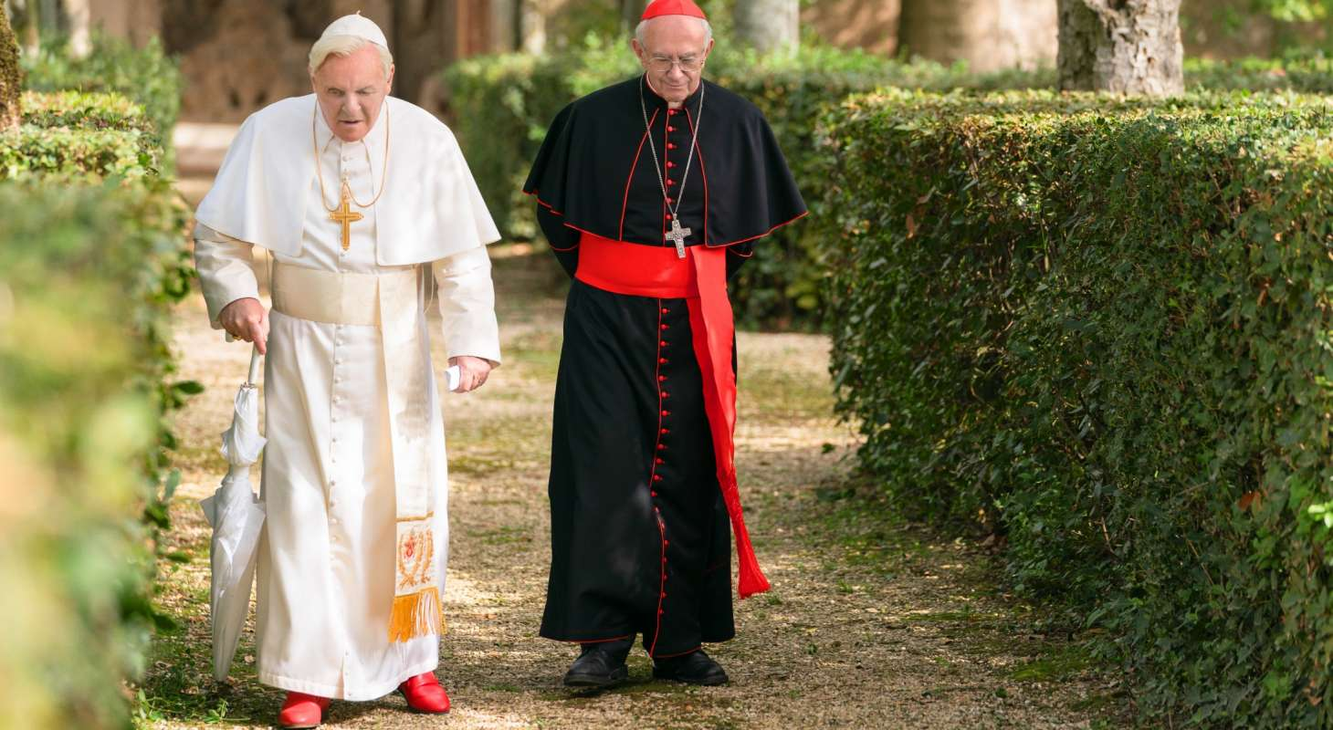 Fernando Meirelles's The Two Popes