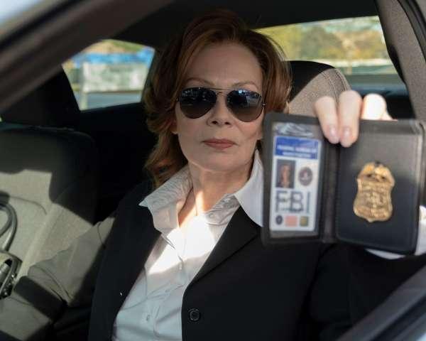 Watchmen Laurie Blake (Jean Smart)
