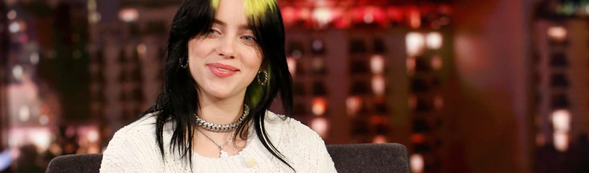 Billie Eilish Jimmy Kimmel