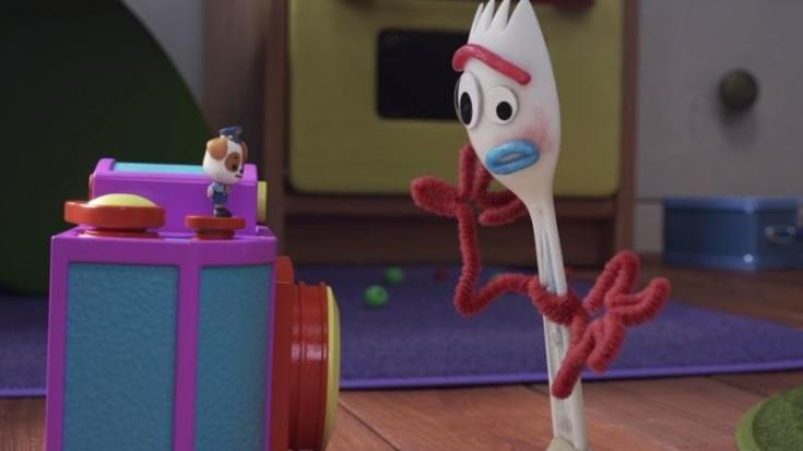 Forky Asks A Question – What Is A Pet?