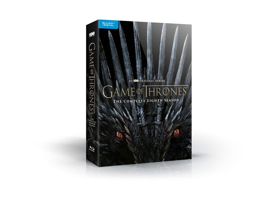 Game of Thrones Season 8 Blu-ray