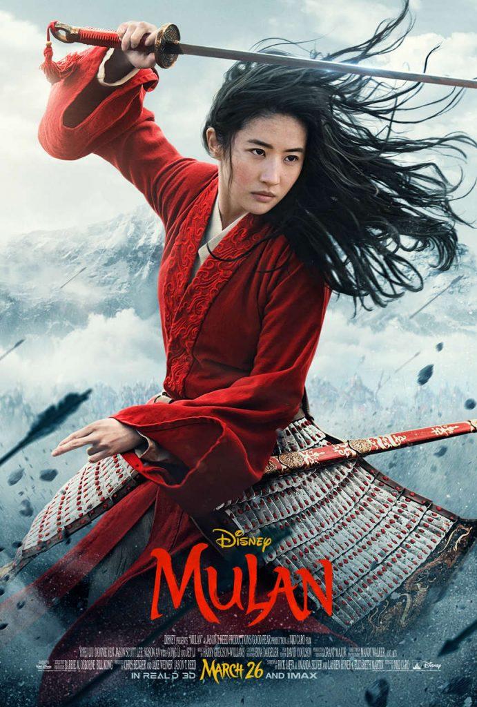 Mulan-poster