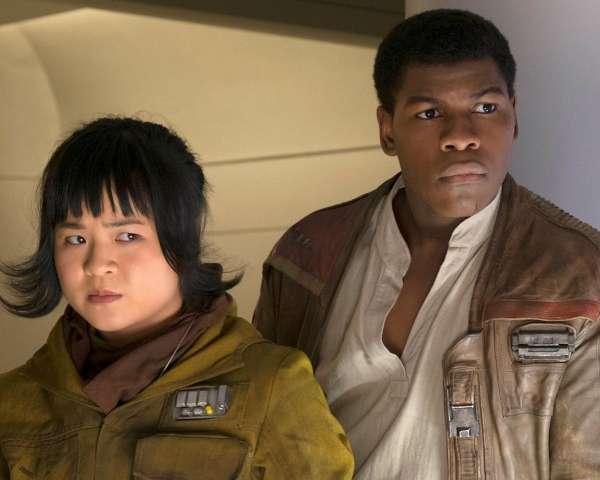 Star Wars The Last Jedi Rose Finn