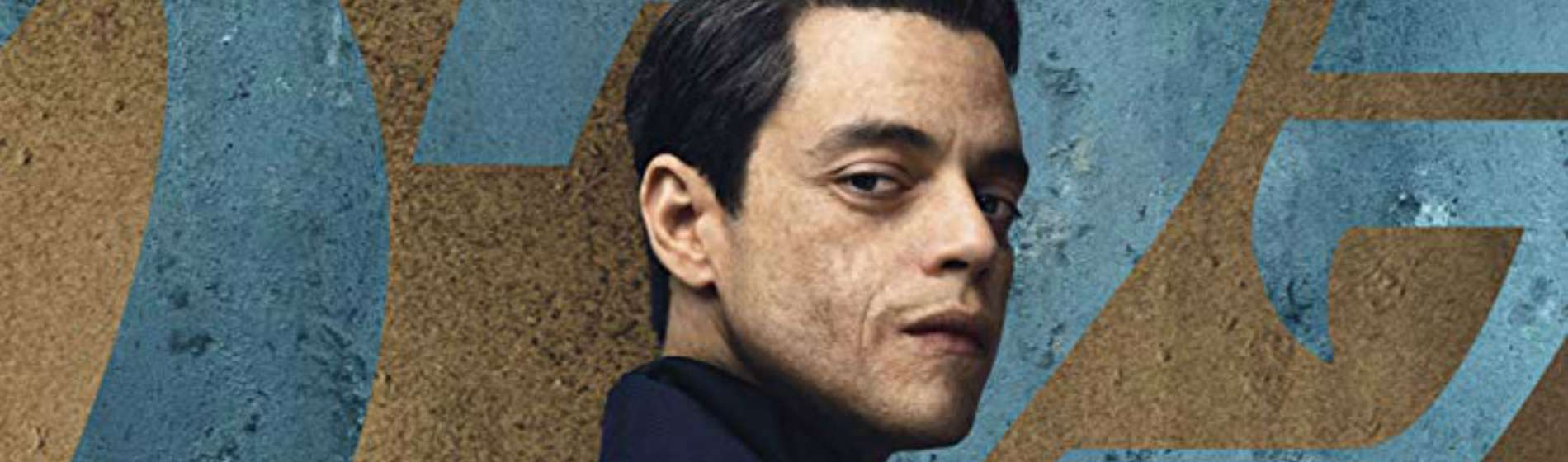 no-time-to-die-rami-malek-poster