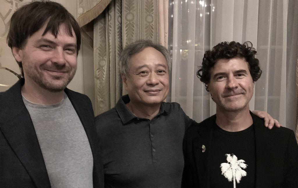 Ben Gervais, Ang Lee