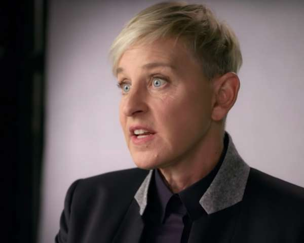 Visible: Out on Television Ellen Degeneres