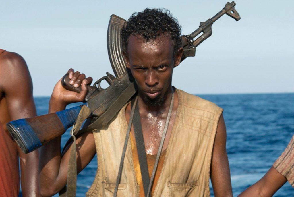 Captain Phillips Barkhad Abdi