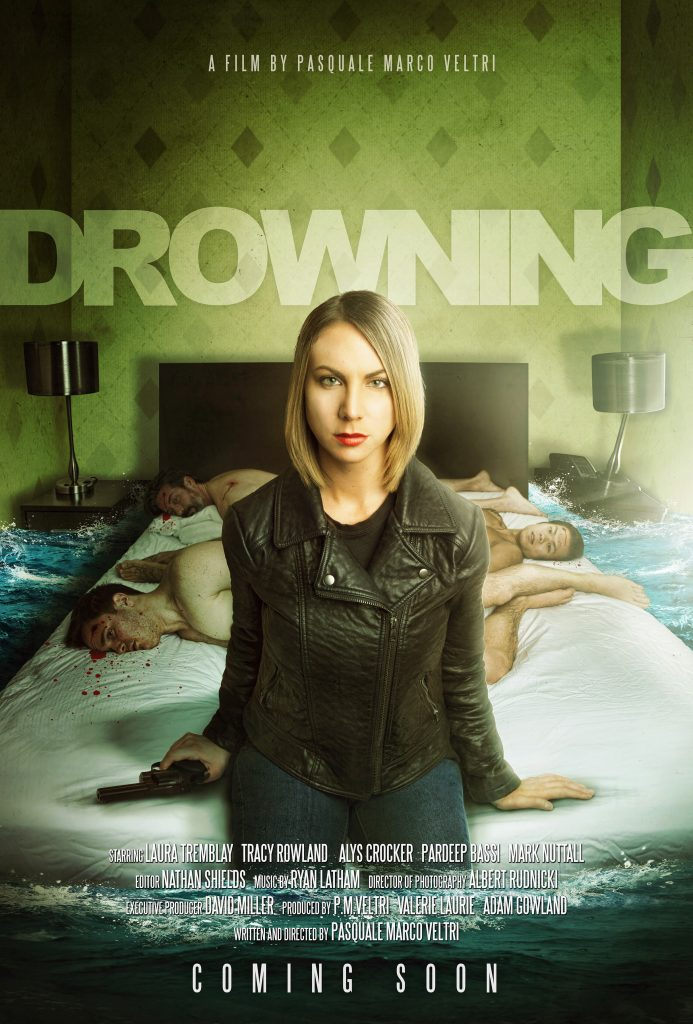 Drowning Movie 2019 Poster