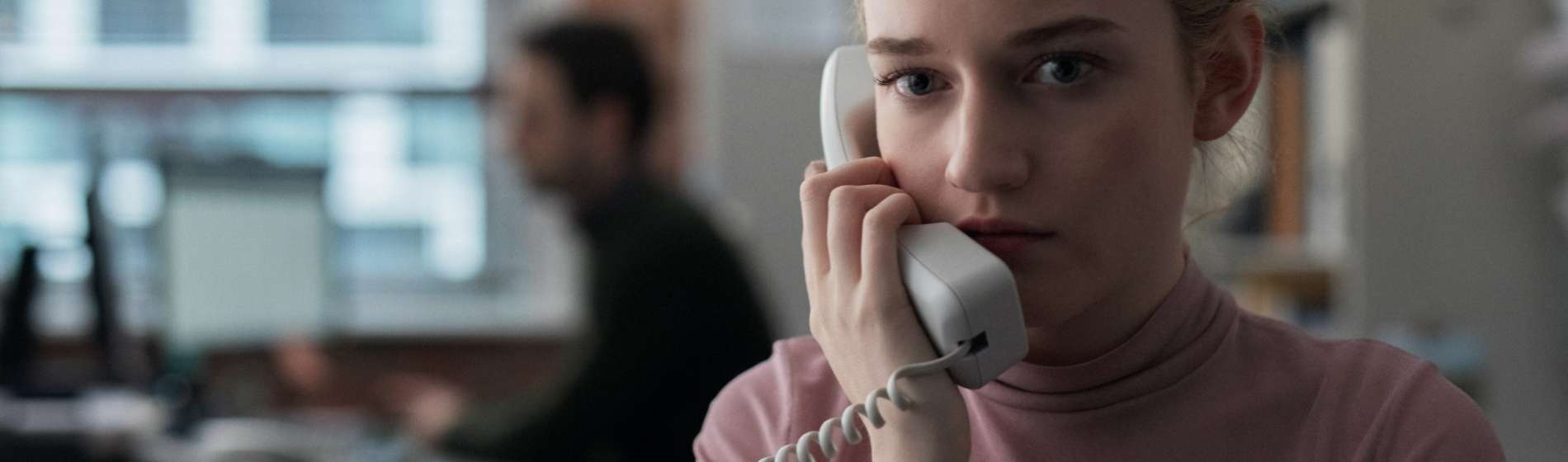 The Assistant Julia Garner