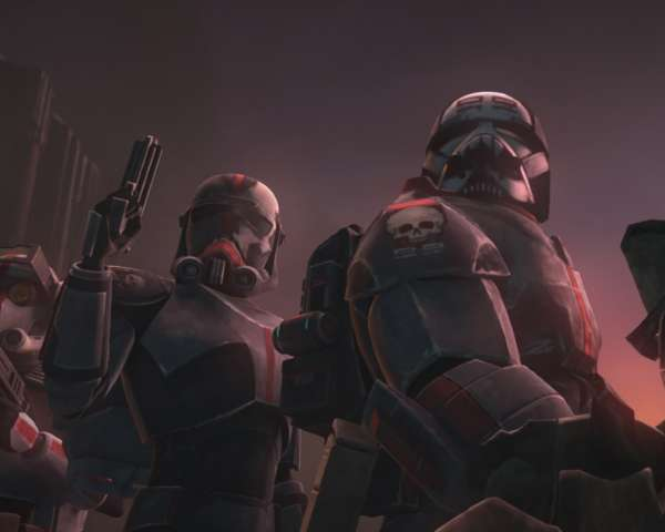 Star Wars: The Clone Wars The Bad Batch